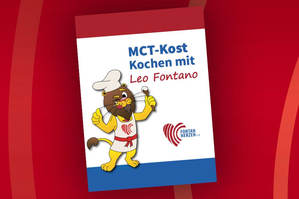 MCT-Kost, Kochbuch