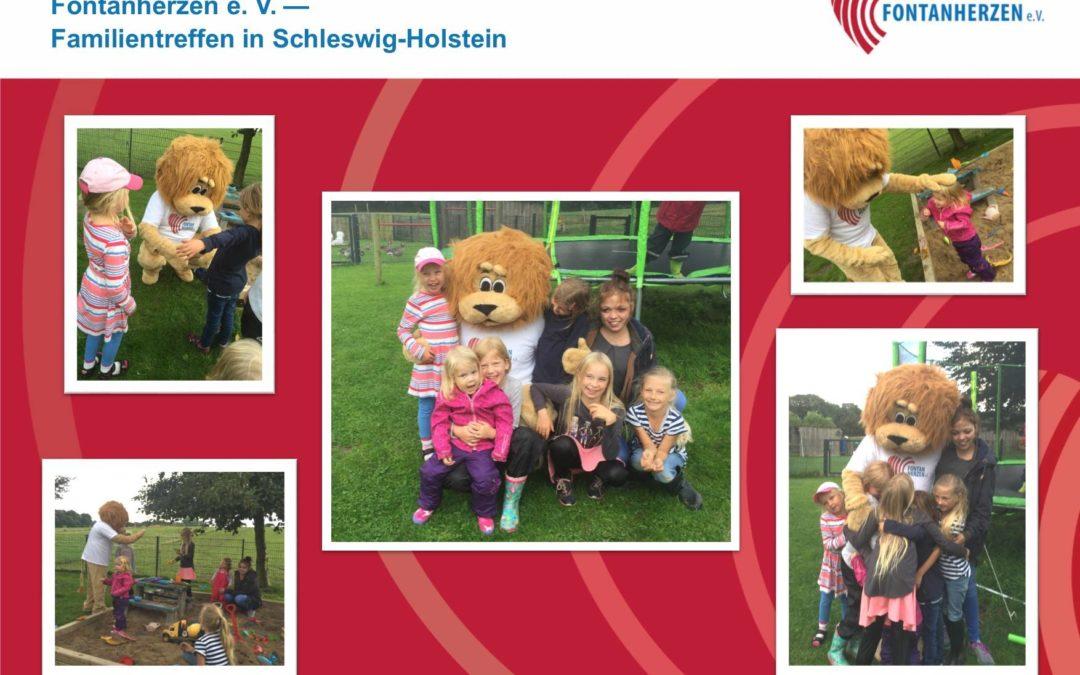 Familientreffen in Schönhagen