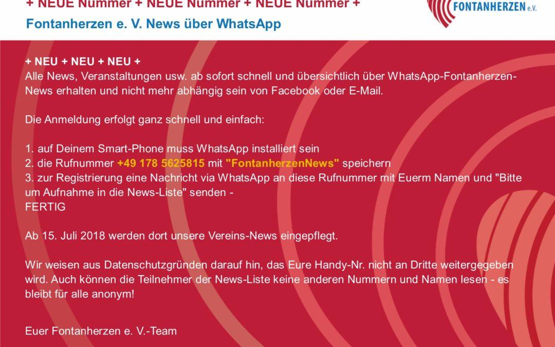 News direkt aufs Handy