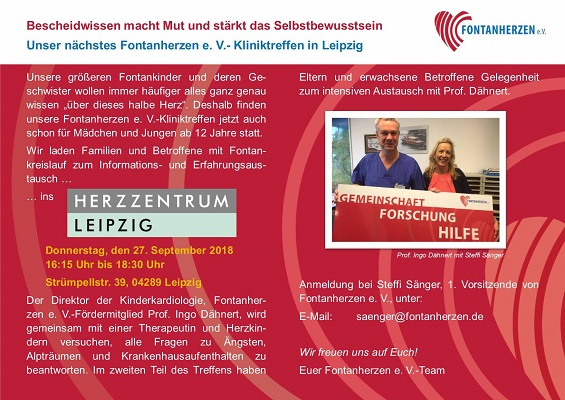 Kliniktreffen Leipzig